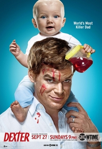 Dexter (4ª Temporada) - Poster / Capa / Cartaz - Oficial 1