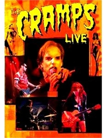 The Cramps - Live - Poster / Capa / Cartaz - Oficial 1