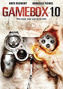 Gamebox 1.0 - O Jogo da Morte - Poster / Capa / Cartaz - Oficial 2