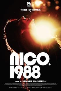 Nico, 1988 - Poster / Capa / Cartaz - Oficial 1