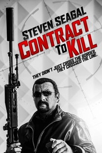 Contract to Kill - Poster / Capa / Cartaz - Oficial 1