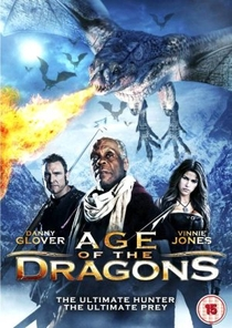 A Era dos Dragões - Poster / Capa / Cartaz - Oficial 3