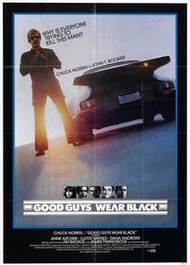 Os Bons Se Vestem de Negro - Poster / Capa / Cartaz - Oficial 4