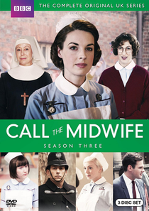 Call the Midwife (3ª Temporada) - Poster / Capa / Cartaz - Oficial 1
