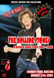 Rolling Stones - Fenway Park 2005 - Poster / Capa / Cartaz - Oficial 1