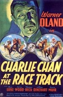 Charlie Chan no Prado - Poster / Capa / Cartaz - Oficial 1