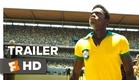 Pelé: Birth of a Legend Official Trailer 1 (2016) - Rodrigo Santoro, Seu Jorge Movie HD
