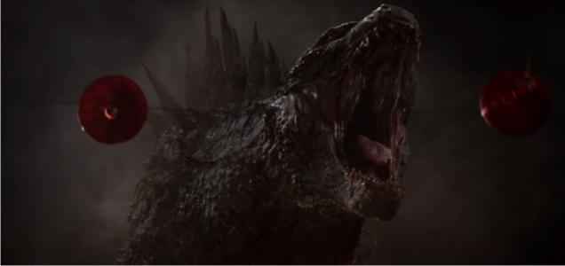 Eletrizante trailer internacional de Godzilla revela novos monstros