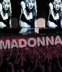 Madonna: Sticky & Sweet Tour - Poster / Capa / Cartaz - Oficial 1
