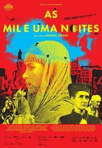 As Mil e Uma Noites: Volume 3, O Encantado - Poster / Capa / Cartaz - Oficial 1
