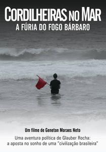 Cordilheiras no Mar: A Fúria do Fogo Bárbaro - Poster / Capa / Cartaz - Oficial 1