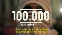 100 MIL RJ - Poster / Capa / Cartaz - Oficial 1