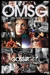 Gossip Girl: A Garota do Blog (6ª Temporada) - Poster / Capa / Cartaz - Oficial 2