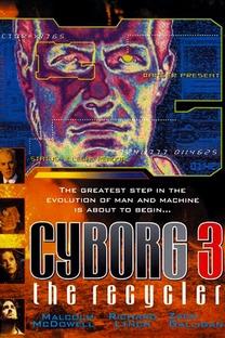 Cyborg 3 - A Criação - Poster / Capa / Cartaz - Oficial 3