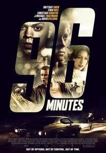 96 Minutos - Poster / Capa / Cartaz - Oficial 2