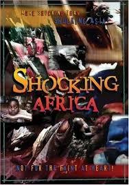 Shocking Africa - Poster / Capa / Cartaz - Oficial 1