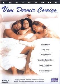 Vem Dormir Comigo - Poster / Capa / Cartaz - Oficial 6