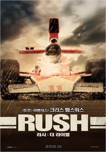 Rush: No Limite da Emoção - Poster / Capa / Cartaz - Oficial 7