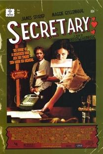 Secretária - Poster / Capa / Cartaz - Oficial 3