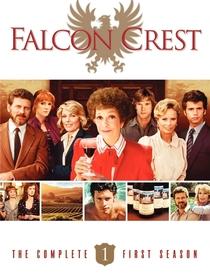 Falcon Crest  (1ª Temporada) - Poster / Capa / Cartaz - Oficial 1
