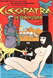 Cleópatra - Poster / Capa / Cartaz - Oficial 10