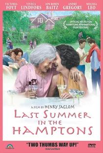 Last Summer in the Hamptons - Poster / Capa / Cartaz - Oficial 4