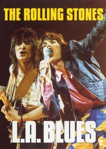 Rolling Stones - L.A. Blues '75 - Poster / Capa / Cartaz - Oficial 1