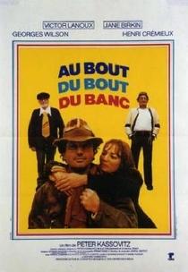 Au bout du bout du banc - Poster / Capa / Cartaz - Oficial 1