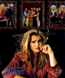 Suddenly Susan (1ª Temporada) - Poster / Capa / Cartaz - Oficial 1