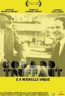 Godard, Truffaut e a Nouvelle Vague - Poster / Capa / Cartaz - Oficial 3