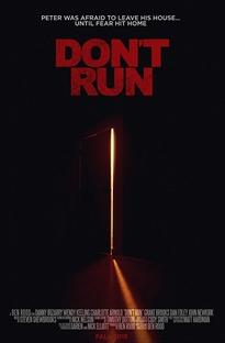 Don't Run - Poster / Capa / Cartaz - Oficial 2