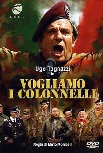 Golpe de Estado à Italiana - Poster / Capa / Cartaz - Oficial 1