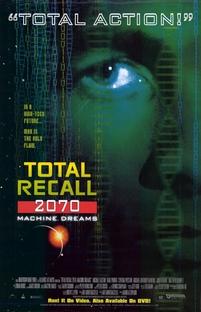 Total Recall 2070 (1ª Temporada) - Poster / Capa / Cartaz - Oficial 1