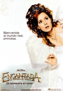 Encantada - Poster / Capa / Cartaz - Oficial 5