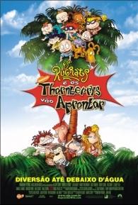 Os Rugrats e os Thornberrys Vão Aprontar - Poster / Capa / Cartaz - Oficial 1