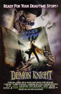 Demônios da Noite - Poster / Capa / Cartaz - Oficial 1