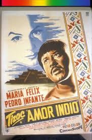 Amor Índio - Poster / Capa / Cartaz - Oficial 1