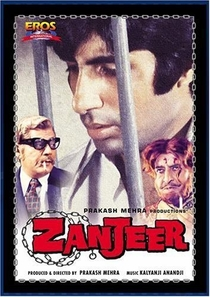 Zanjeer - Poster / Capa / Cartaz - Oficial 1