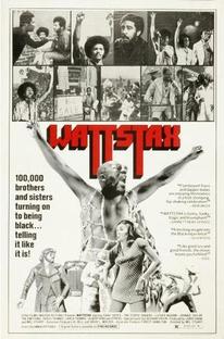 Wattstax - Poster / Capa / Cartaz - Oficial 1