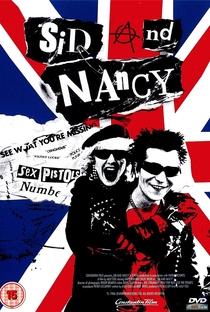 Sid & Nancy - O Amor Mata - Poster / Capa / Cartaz - Oficial 7