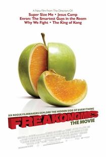 Freakonomics: O Filme - Poster / Capa / Cartaz - Oficial 1
