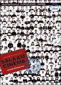 Salve o Cinema - Poster / Capa / Cartaz - Oficial 1