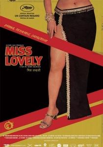 Miss Lovely - Poster / Capa / Cartaz - Oficial 2