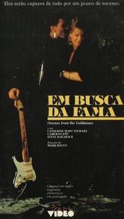 Em Busca da Fama - Poster / Capa / Cartaz - Oficial 1