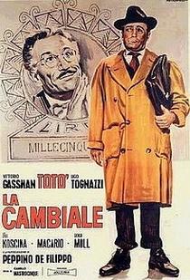 A Promissória - Poster / Capa / Cartaz - Oficial 1