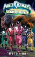 Power Rangers - Força do Tempo - Um Novo Destino (Power Rangers Time Force: Dawn of Destiny)