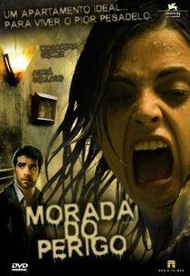 Morada do Perigo - Poster / Capa / Cartaz - Oficial 2