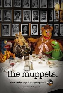 The Muppets (1ª Temporada) - Poster / Capa / Cartaz - Oficial 1