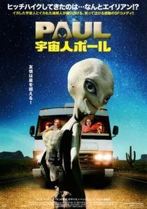 Paul: O Alien Fugitivo - Poster / Capa / Cartaz - Oficial 5