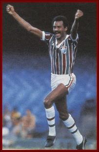 Jogos Para Sempre: Fluminense 1 x 0 Flamengo - Campeonato Carioca 1983 - Poster / Capa / Cartaz - Oficial 1